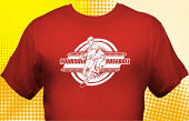 School Baseball Team T-Shirt BBL-1002