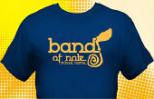 School Band T-Shirt BND-1003