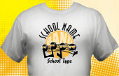 School Band T-Shirt BND-2004