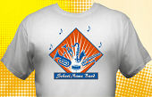 School Band T-Shirt BND-3003