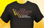 School Band T-Shirt BND-4006