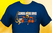 School Band T-Shirt BND-5001
