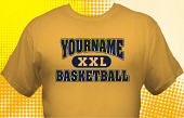 Basketball Team T-Shirt BSK-1006