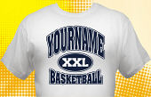 Basketball Team T-Shirt BSK-1008