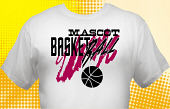 Basketball Team T-Shirt BSK-2001