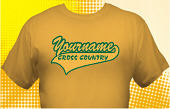 Cross Country Team T-Shirt CCX-1002