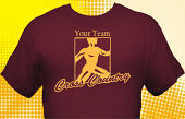 Cross Country Team T-Shirt CCX-1010
