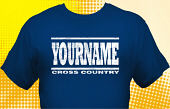 Cross Country Team T-Shirt CCX-1011