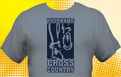 Cross Country Team T-Shirt CCX-1016