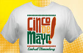 Cinco de Mayo T-Shirt CDM-3001