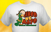 Cinco de Mayo T-Shirt CDM-4002