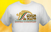 Cinco de Mayo T-Shirt CDM-4003