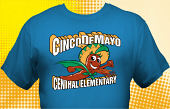 Cinco de Mayo T-Shirt CDM-5004