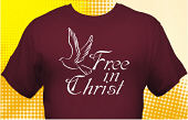 Religious & Church T-Shirt CHA-1005