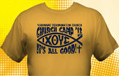 Religious & Church T-Shirt CHA-1006