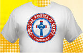 Religious & Church T-Shirt CHA-2004