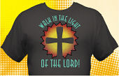 Religious & Church T-Shirt CHA-3002