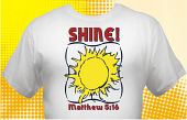 Religious & Church T-Shirt CHA-3006