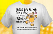 Religious & Church T-Shirt CHA-4006
