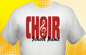 School Choir T-Shirt CHR-2001