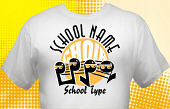 School Choir T-Shirt CHR-2004