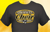 School Choir T-Shirt CHR-3003