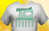 School Graduation T-Shirt CL2-1001