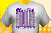 School Graduation T-Shirt CL2-2002