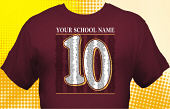 School Graduation T-Shirt CL2-2003