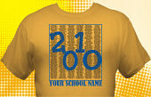School Graduation T-Shirt CL2-2004