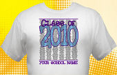 School Graduation T-Shirt CL2-3001