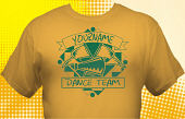 Dance Team T-Shirt DAN-1002
