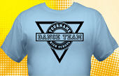 Dance Team T-Shirt DAN-1006
