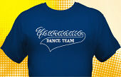 Dance Team T-Shirt DAN-1008