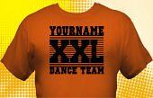 Dance Team T-Shirt DAN-1014