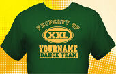 Dance Team T-Shirt DAN-1016
