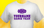 Dance Team T-Shirt DAN-1017