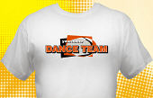 Dance Team T-Shirt DAN-2002