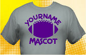 Football Team T-Shirt FBL-1001