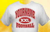 Football Team T-Shirt FBL-1004