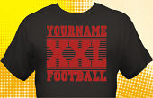 Football Team T-Shirt FBL-1005