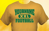 Football Team T-Shirt FBL-1008