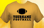 Football Team T-Shirt FBL-1014