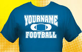 Football Team T-Shirt FBL-1016