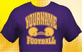 Football Team T-Shirt FBL-1017