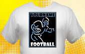 Football Team T-Shirt FBL-2001