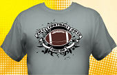 Football Team T-Shirt FBL-3001