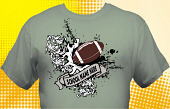 Football Team T-Shirt FBL-4001