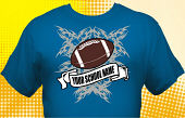 Football Team T-Shirt FBL-4002