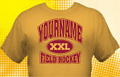 Field Hockey Team T-Shirt FHY-1001